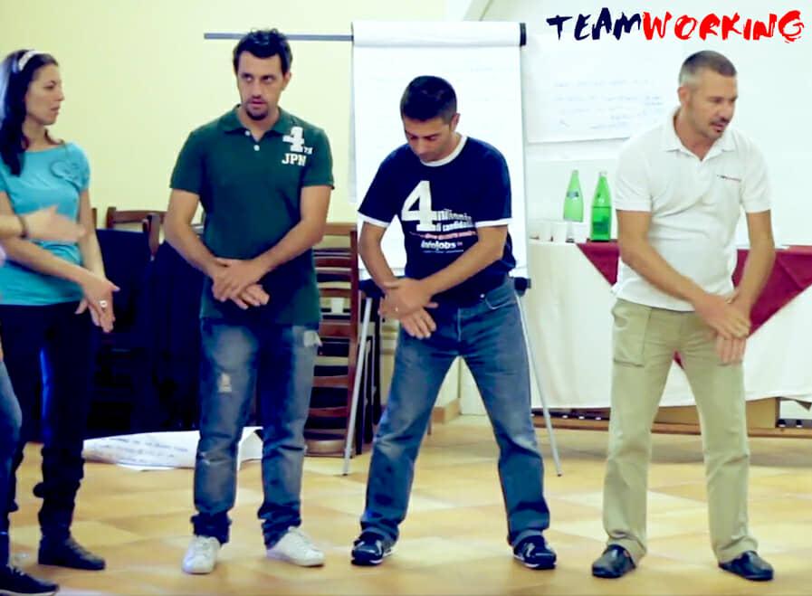 Body Percussion Team Building