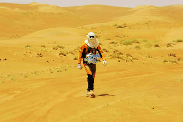 Desert Training