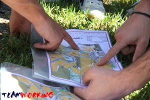 Outdoor Team Building Orienteering
