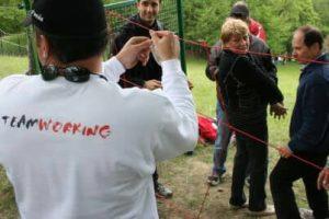Outdoor Survival Team Building