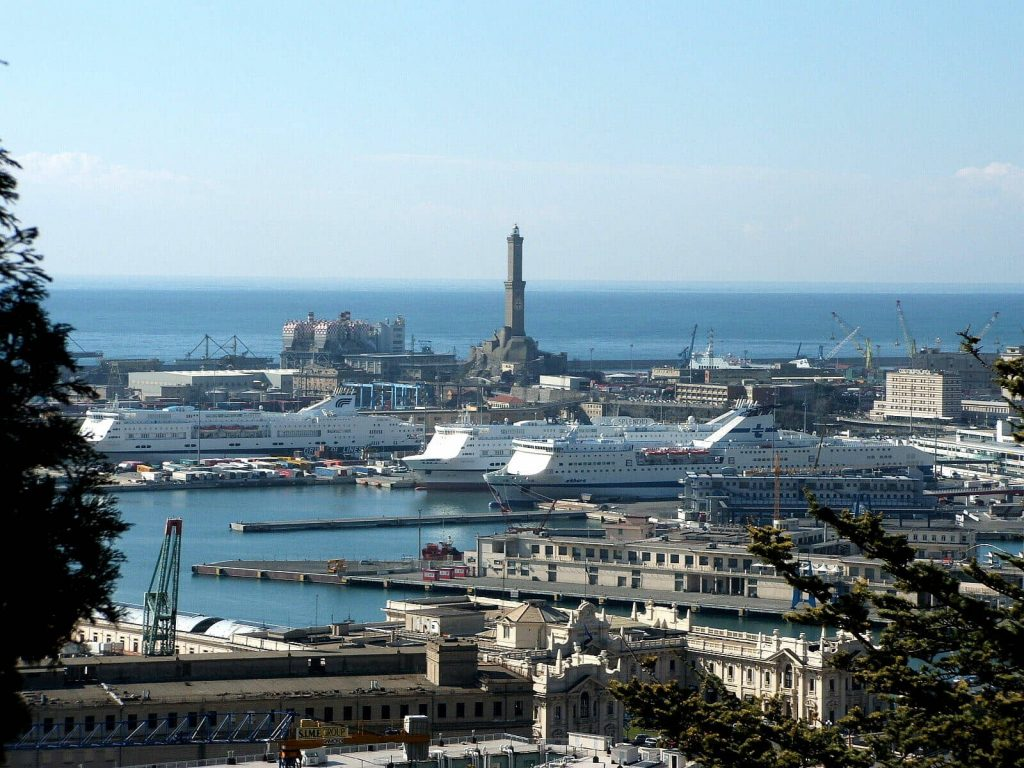 Genova: la Repubblica dei Magnifici. Faro