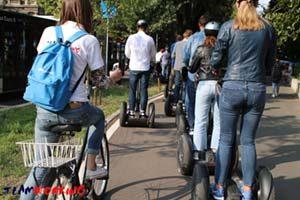 Milan Segway City Tour