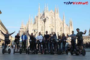Segway City Tour a Milano