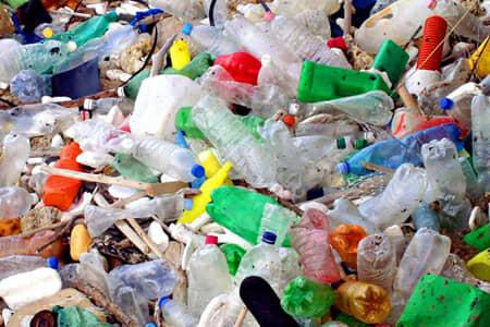 I materiali: la plastica
