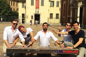 Urban Game a Milano Codice da Vinci