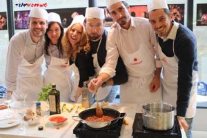 Cooking Team Building a Milano