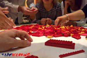 Teambuilding Creativo: Lego Team Building con mattoncini LEGO