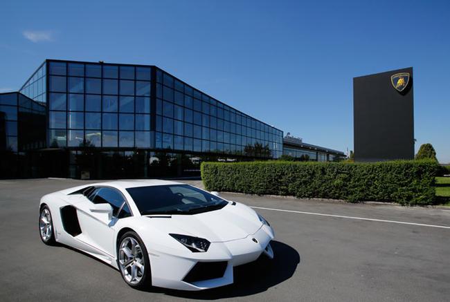 Modena: tradizione e innovazione. Lamborghini