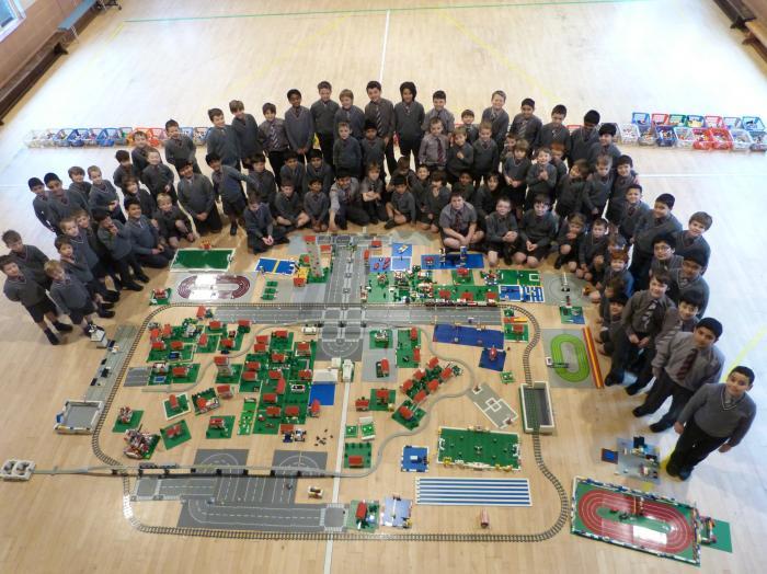 Fare team building a scuola
