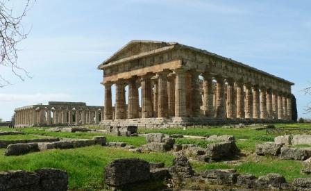 Paestum: la città di Poseidone