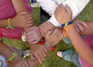 team building per bambini