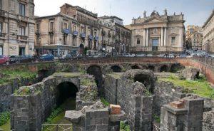 Catania scavi