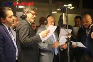 Corporate Song Creation: la registrazione delle voci