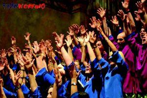 Coro Gospel come team building