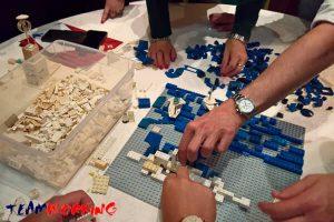 Creative Team Building: Lego Team Building Engineering