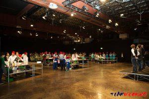 Una delle 64 attività di team building aziendale per unire e motivare: Masterchef Cooking