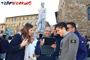 Urban Team Building: Urban Game iPad