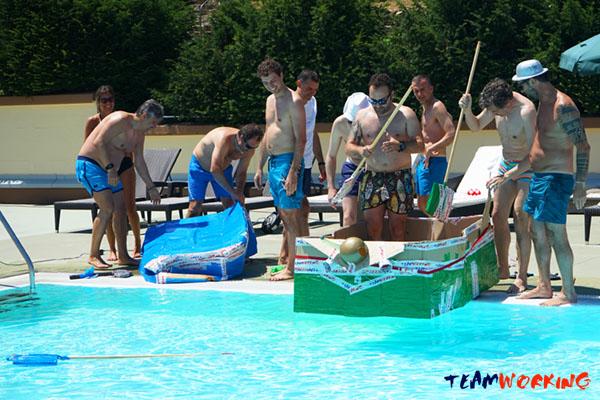 Carton Boat