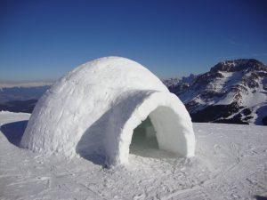 igloo building