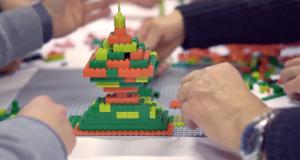 Sessione di Lego Team Building