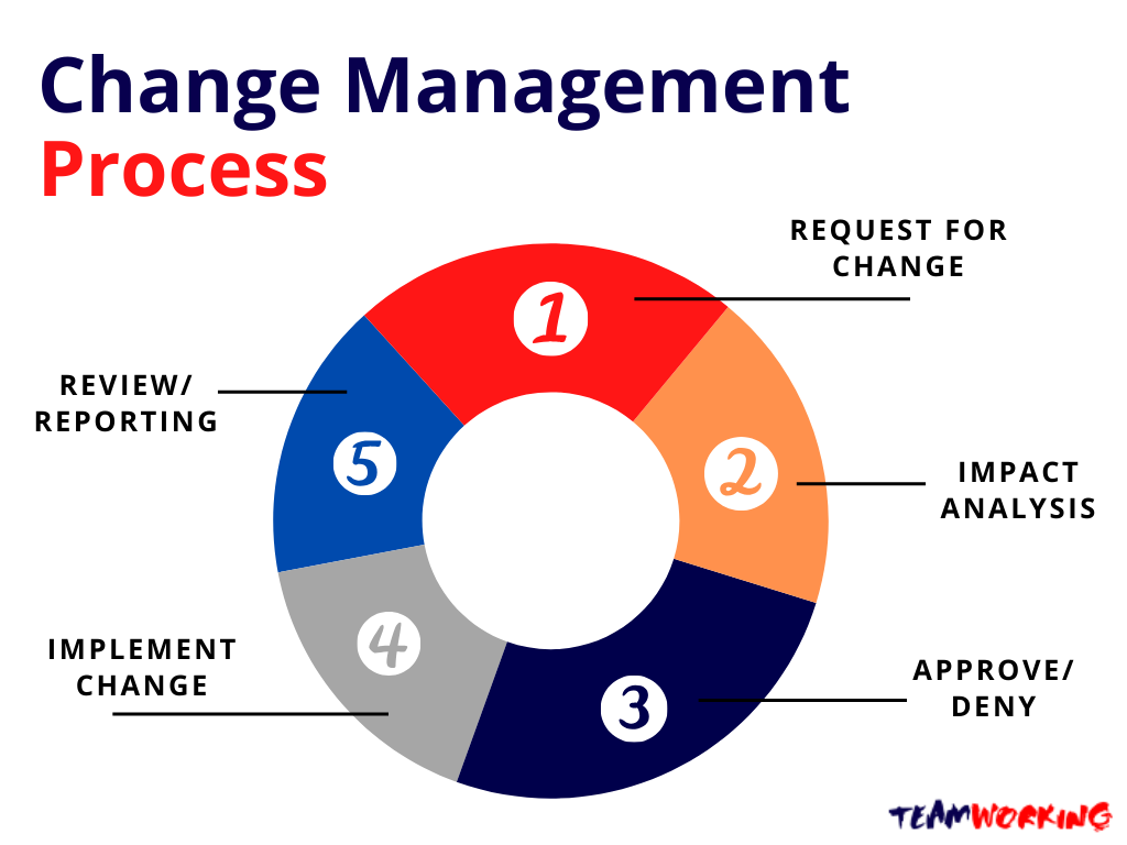 change management team coaching