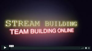 Stream building: Team building Online e da Remoto